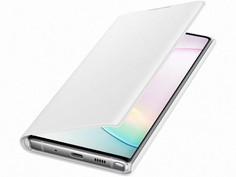 Аксессуар Чехол для Samsung Galaxy N970 LED-View White EF-NN970PWEGRU
