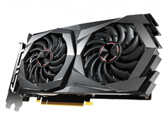 Видеокарта MSI GeForce GTX 1650 Gaming 4G 1695Mhz PCI-E 3.0 4096Mb 8000Mhz 128 bit HDMI 2xDP