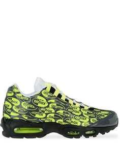 Nike кроссовки Air Max 95 Premium с логотипом