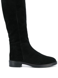 Hogl flat knee length boots