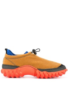 Marni кроссовки на затяжках