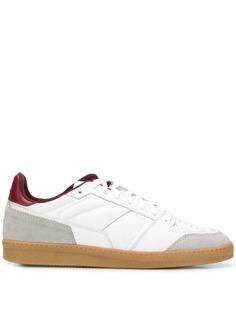 AMI кроссовки на шнуровке