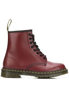 Dr. Martens ботинки на шнуровке 1460