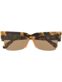 Karen Walker солнцезащитные очки Furrow