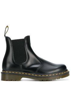 Dr. Martens ботинки с эластичными боковыми панелями