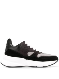 Alexander McQueen беговые кроссовки в стиле оверсайз