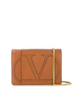 Valentino Garavani сумка на плечо с логотипом VLogo