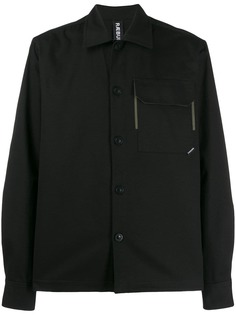 Raeburn куртка-рубашка с нагрудным карманом