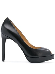 Michael Michael Kors Erika peep toe pumps