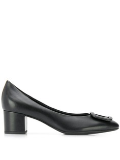 Hogl туфли-лодочки с пряжкой