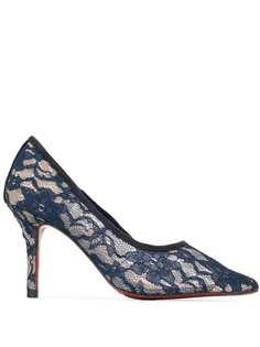 Loveless кружевные туфли-лодочки