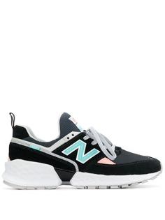 New Balance кроссовки со вставками