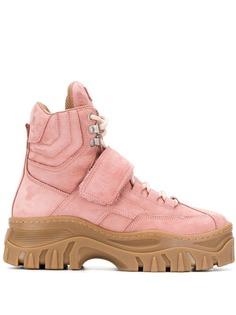 MSGM ботинки на платформе