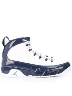 Jordan лакированные кроссовки с логотипом