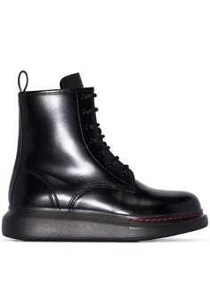 Alexander McQueen ботинки на платформе