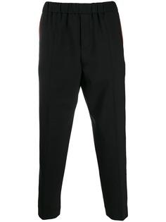 Kenzo брюки с лампасами
