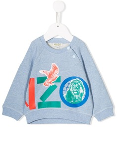 Kenzo Kids свитер с логотипом