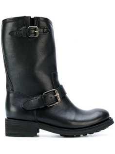 ASH ботинки с ремешками