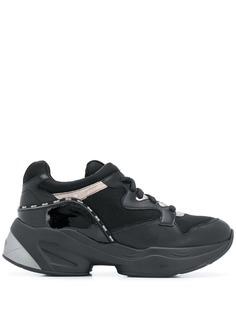 LIU JO кроссовки на массивной подошве