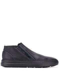Baldinini ботинки с меховой подкладкой