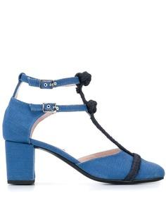 Leandra Medine туфли-лодочки с веревочным Т-образным ремешком