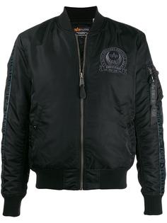 Alpha Industries куртка-бомбер