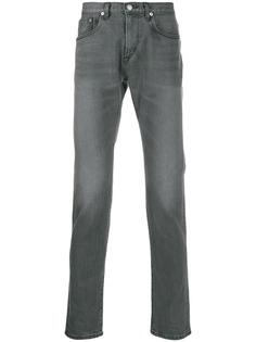 Edwin прямые джинсы