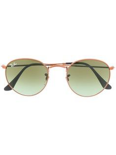 Ray-Ban солнцезащитные очки с затемненными линзами