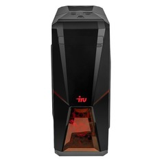 Компьютер IRU Home 315, Intel Core i5 9400F, DDR4 8Гб, 1000Гб, NVIDIA GeForce GTX 1060 - 6144 Мб, Free DOS, черный [1162625]