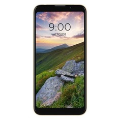 Смартфон BQ Strike Power Plus 16Gb, 5535L, золотистый