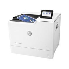 Принтер лазерный HP Color LaserJet Enterprise M653dn #B19 лазерный, цвет: черный [j8a04a]