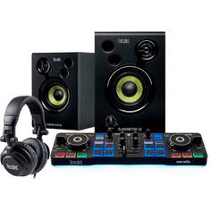 Контроллер для DJ Hercules DJ Starter Kit