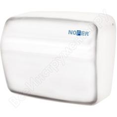 Автоматическая сушилка для рук nofer kai 1500 w белая 01251.w