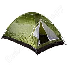 Двухместная однослойная палатка boyscout 61079