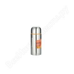 Стальной термос biostal спорт 0.75л, 2 пробки nbp-750