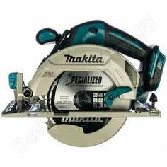 Аккумуляторная дисковая пила makita dhs680z