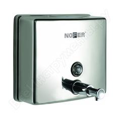 Диспенсер для мыла nofer 1400 мл квадратный 03004.b