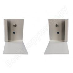Комплект кронштейнов для коробов серии fox h=75мм, правый+ левый стелла кк-fox-101-104