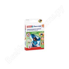 Самоклеющиеся полоски для крепления плакатов tesa powerstrips 58192-00000-00