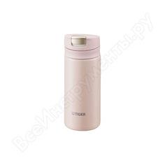 Термокружка tiger mmx-a020 0.2 л, розовый mmx-a020 pp