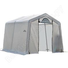 Теплица в коробке 3x3x2.4м shelterlogic 70656, светорассеивающий тент