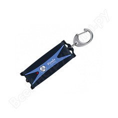 Светодиодный фонарь-брелок fenix синий, 45 лм uc01b