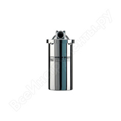 Магистральный фильтр из нержавеющей стали prio новая вода a488