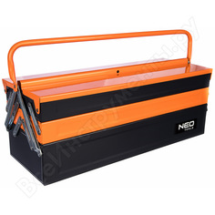 Металлический ящик для инструмента neo 555 мм 84-101