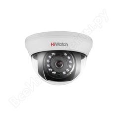 Видеокамера, 6мм hiwatch ds-t201 300607534