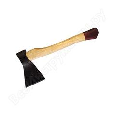 Кованный топор с деревянной рукояткой сибин 1200 г 2069-12_z01