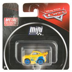 Машинка Cars Disney Dinoco Cruz Ramirez 3.7 см