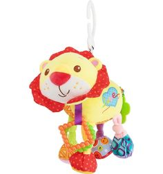 Развивающая игрушка Happy Monkey 25 x 23 x 17 см