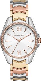 Женские часы в коллекции Whitney Женские часы Michael Kors MK6686