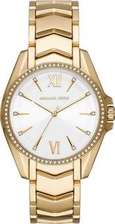 Женские часы в коллекции Whitney Женские часы Michael Kors MK6693